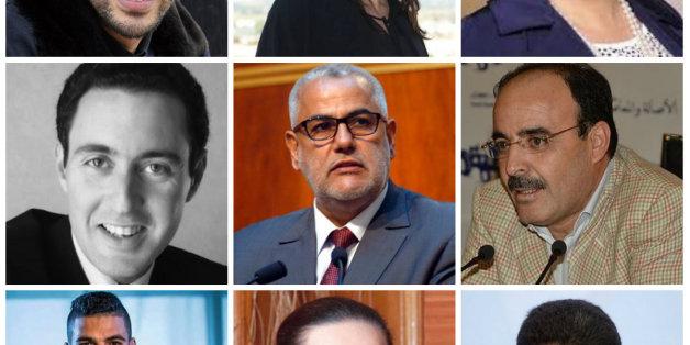 Maroc : Les dix personnalités qui ont fait 2015