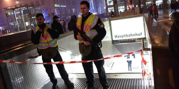 Der Hauptbahnhof in München ist nach einer Terror-Warnung gesperrt.