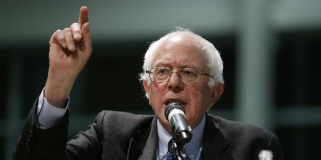 In 2016, Bernie Sanders Will Defeat Clinton and Dominate Trump to Become President