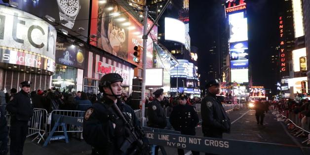 Polizei vereitelt Terroranschlag in New York