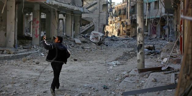 Terroristen des IS verlieren immer mehr Gebiete in Syrien