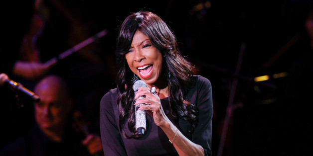 """Singer Natalie Cole performs at """"An Evening of SeriousFun Celebrating the Legacy of Paul Newman,"""" hosted by the SeriousFun Children's Network at Avery Fisher Hall, Monday, March 2, 2015, in New York. (Photo by Evan Agostini/Invision/AP)"""