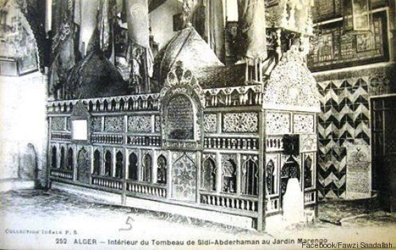 tombeau de sidi abderrahmane