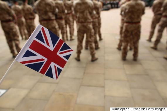 british army iraq war