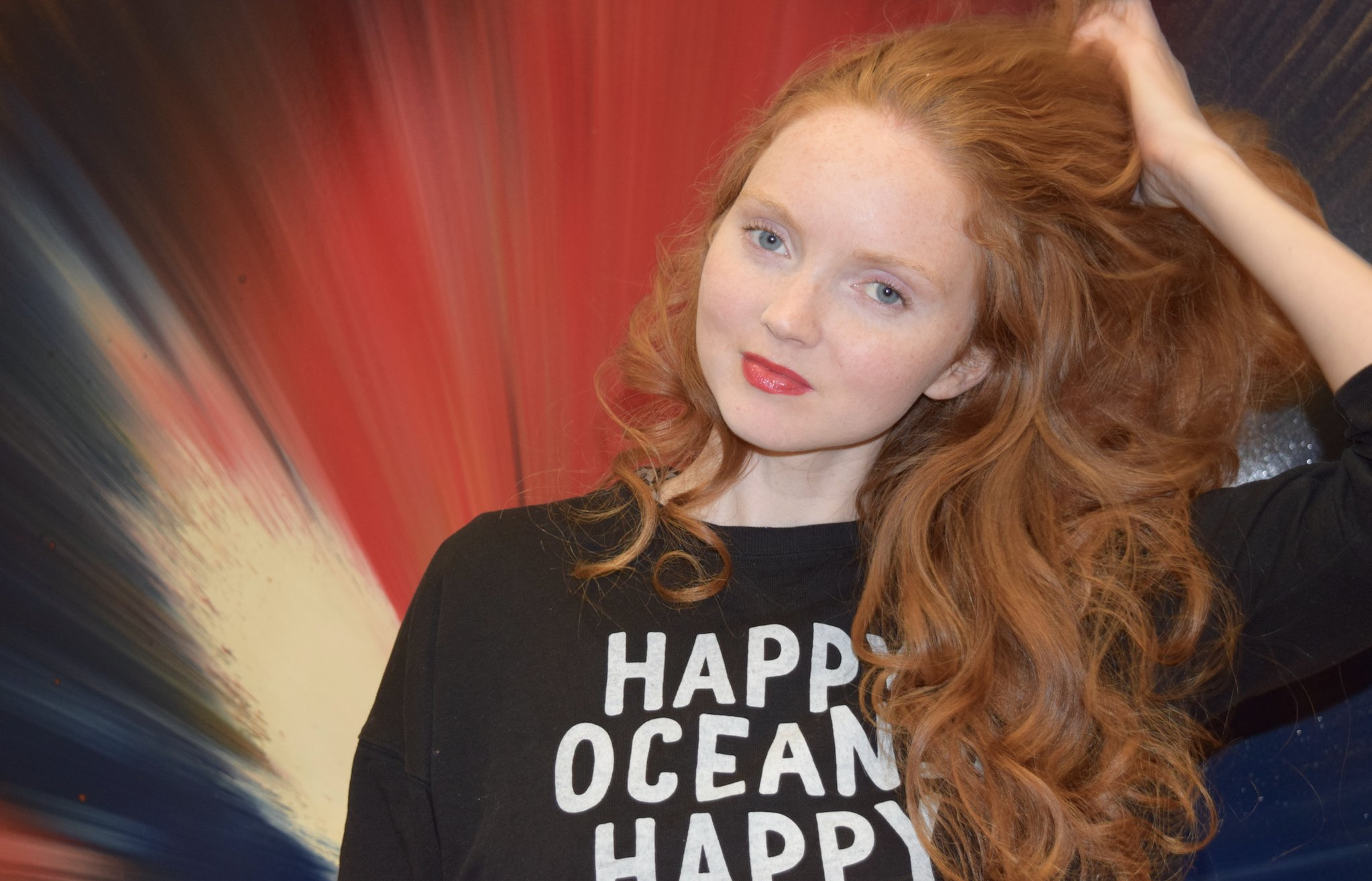 Lily Cole named as The Body Shop's first ambassador pictures