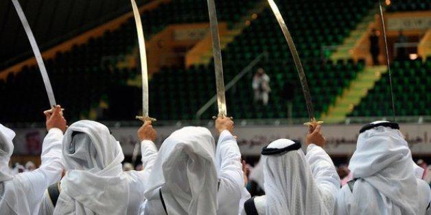 Eine Hinrichtung in Saudi-Arabien (Symbolfoto)