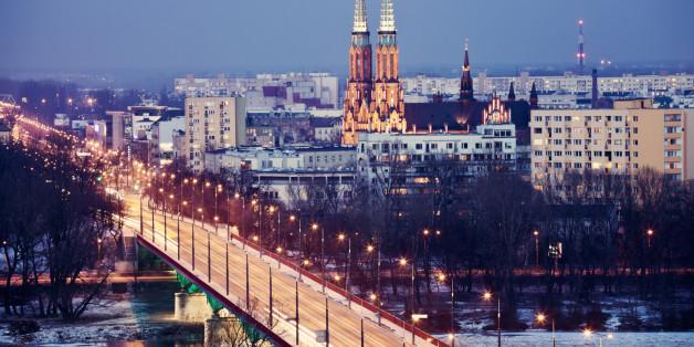 Warschau. Foto: Getty.