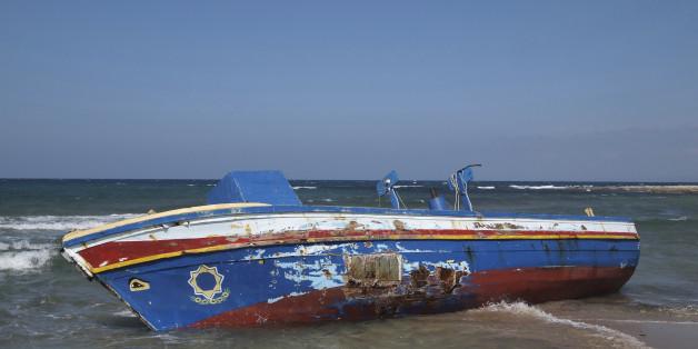 Flüchtlingsboot aus Algerien. Foto: Getty.
