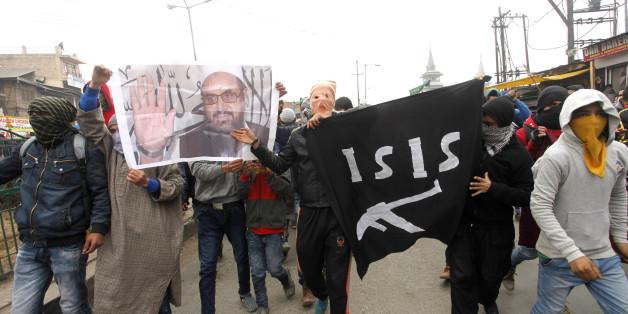 IS-Demonstration. Foto: Getty.