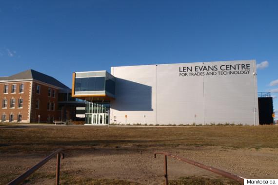 lenevans centre brandon university