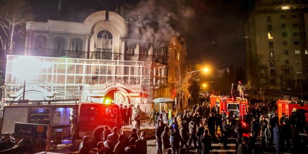 Das Khomeini-Mausoleum in Teheran. Bild: Getty.