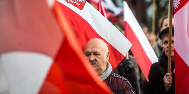 Die polnische Ministerpräsidentin und PiS-Politikerin Beata Szydlo hat das umstrittene Mediengesetz mit auf den Weg gebracht.
