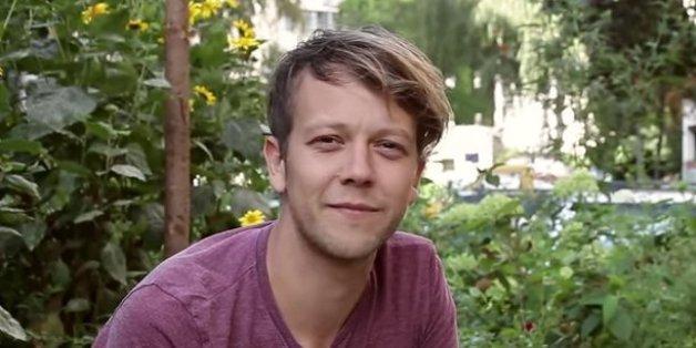 """Der Gründer der Crowdfunding-Plattform """"Mein Grundeinkommen"""", Michael Bohmeyer"""