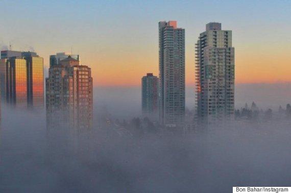vancouver fog fogcouver