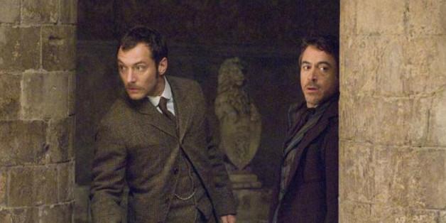 Sherlock Holmes und seines Gehilfen Dr. Watson sind wieder gefragt