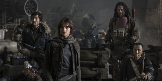 """Spin-off """"Rogue One: A Star Wars Story"""" erscheint im Dezember 2016"""