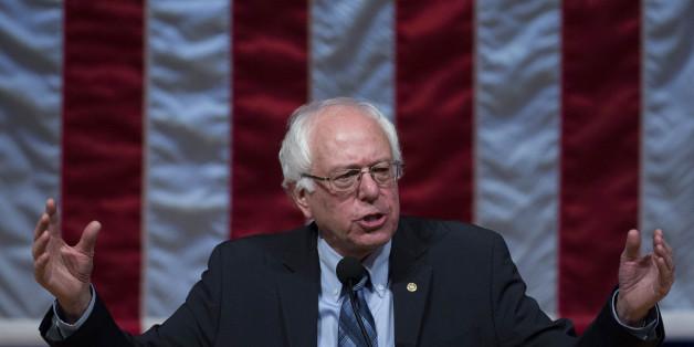 On January 20, 2017 Bernie Sanders Will Be Sworn In as America's 45th President