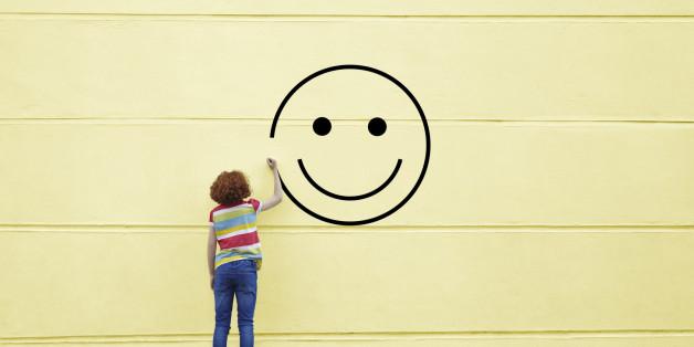 Glück macht glücklich!