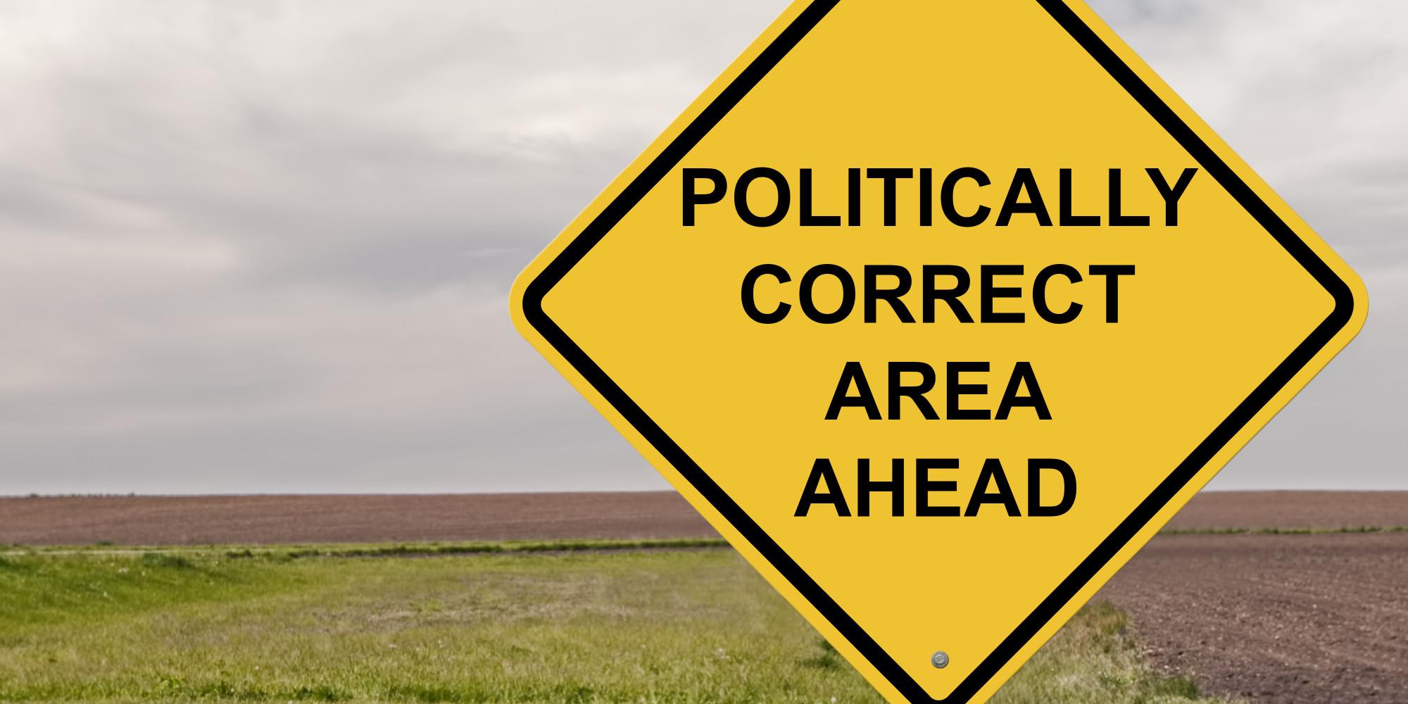πολιτική ορθότητα