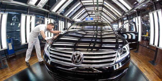 VW droht Mega-Klage in den USA
