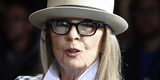 """Diane Keaton bezeichnet sich selbst gerne als """"alte Schachtel"""" - heute wird sie 70"""