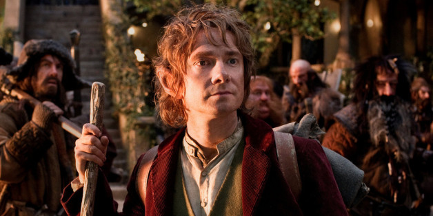 """""""Der Hobbit"""": Bilbo macht sich mit den Zwergen auf den langen Weg nach Erebor"""