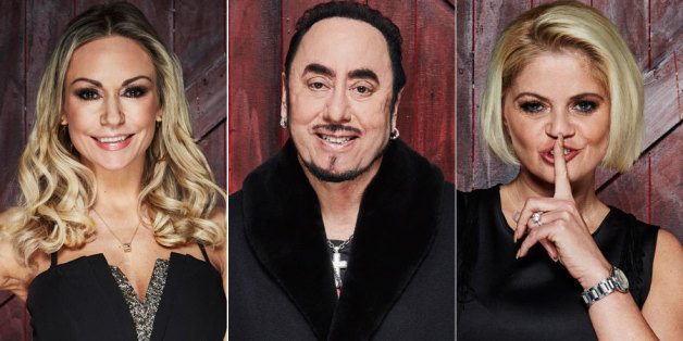 Some of 2016's Celebrity Big Brother contestants