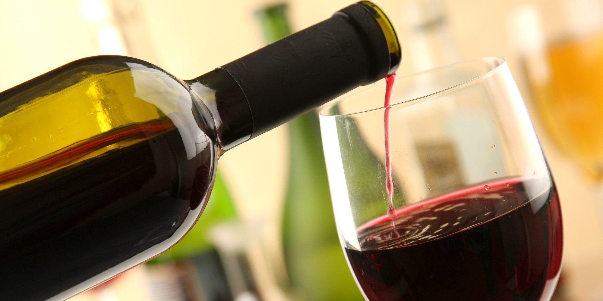 A Glass Of Red Wine Is The Equivalent To An Hour At The