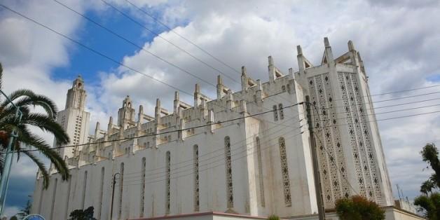 L'église du Sacré-Cœur emprunte un (nouveau) visage culturel.