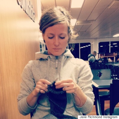 jane richmond knitting