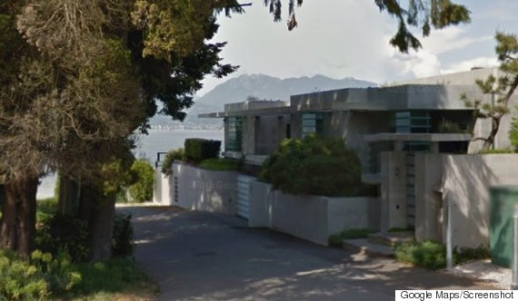 chip wilson house