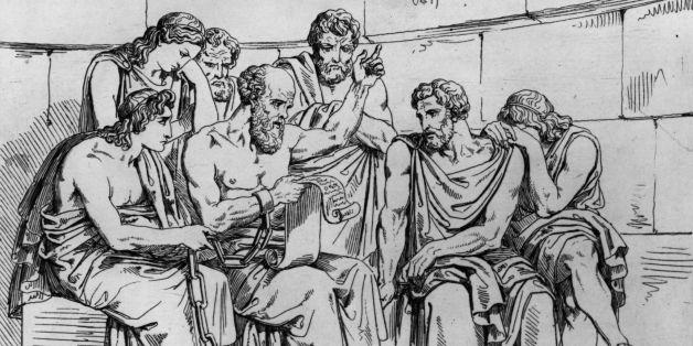 Ο Σωκράτης, διασημότερος μεταξύ των αρχαίων φιλοσόφων