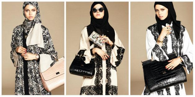 Dolce & Gabbana lance une collection pour les femmes en hijab