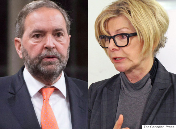 thomas mulcair cheri dinovo