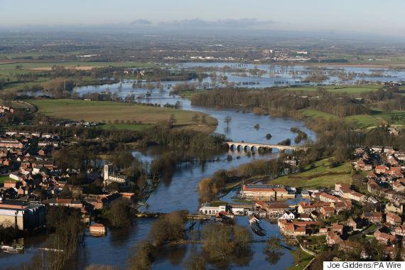 flooding yorkshire