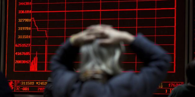 China bekommt den Finanzmarkt nicht in den Griff