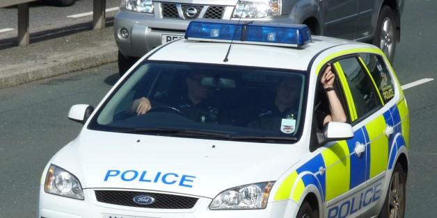Devon and Cornwall Police WA57AAF