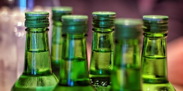 "<a href=""https://secure.wikimedia.org/wikipedia/en/wiki/Soju"" rel=""nofollow"">Soju</a> &mdash; Korean vodka that is a bit too moreish"