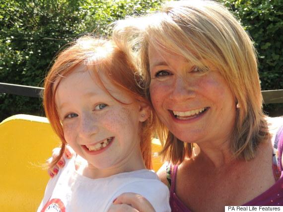 mackenzie and her mum