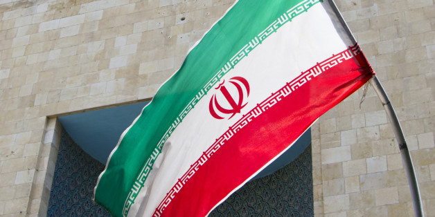 The current flag of Iran  was adopted on 29 July 1980, and is a reflection of the changes brought about by the Iranian Revolution. Its field is a tricolour comprising equal horizontal bands of green, white, and red.