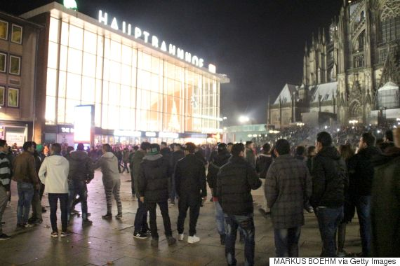 cologne attacks