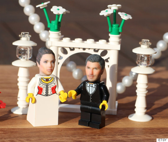 posh and becks lego