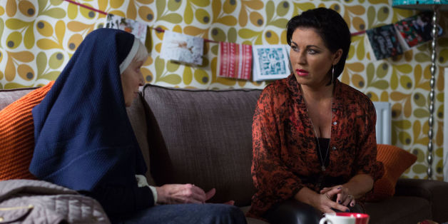 Kat Moon finds out she has a secret son in 'EastEnders'
