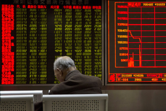 china stock markets
