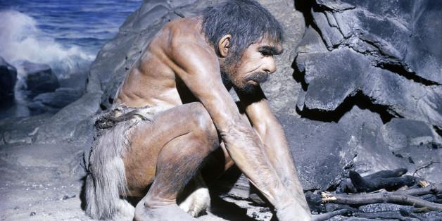 So könnte ein Neandertaler ausgesehen haben. Zwei Prozent seiner DNA haben wir Europäer im Schnitt noch in uns.