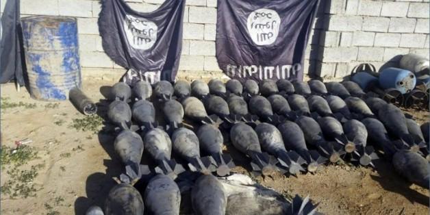 Der IS schießt scharf: bald auch mit Chemiewaffen?