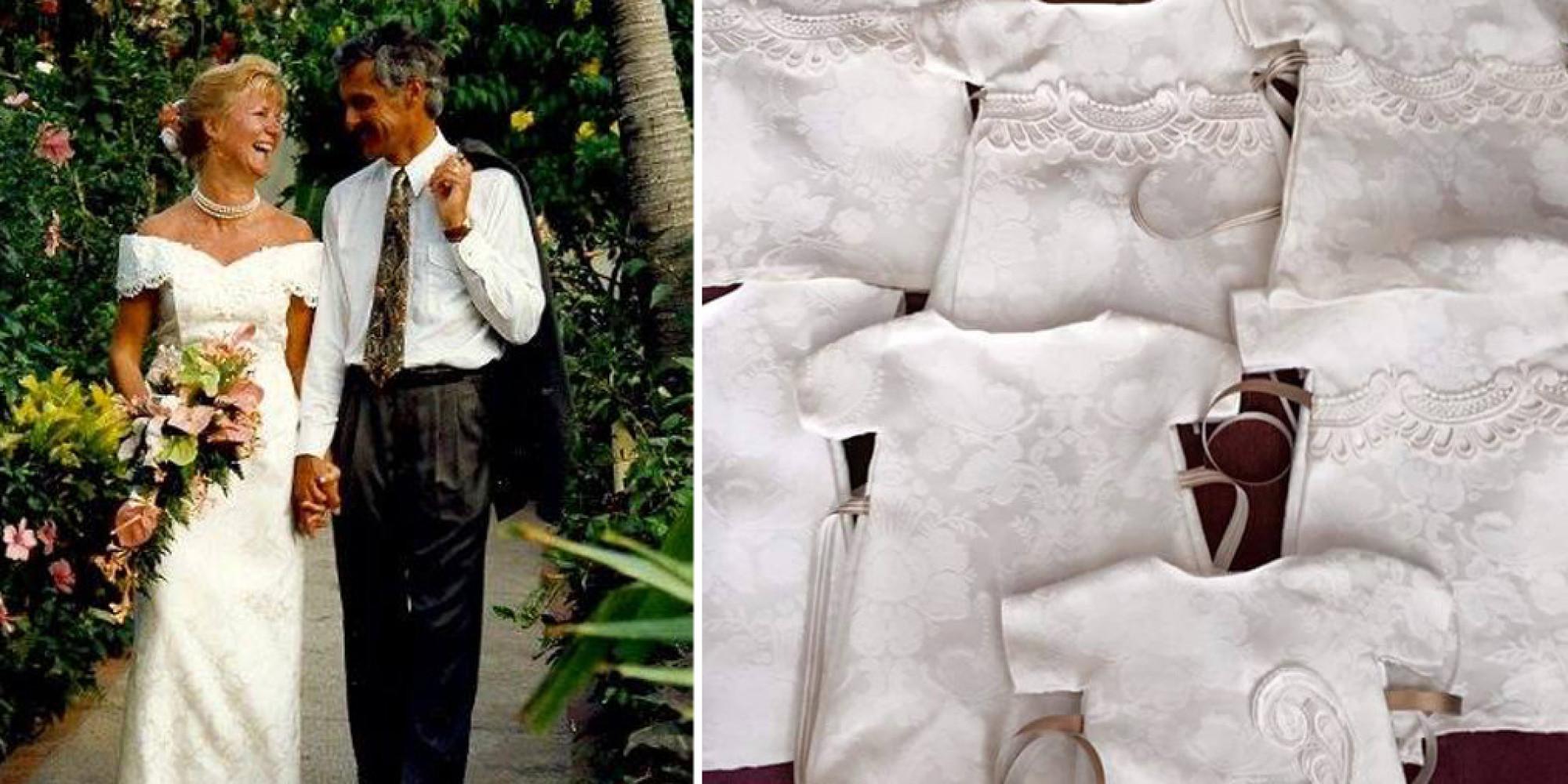 Wedding Dresses Donations High Cut