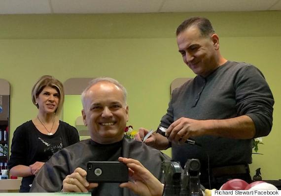 mohammed kurdi haircut mayor