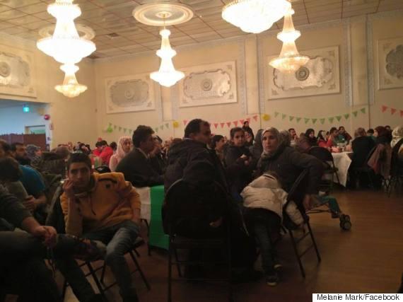 muslim centre vancouver refugees