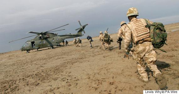 british iraq file